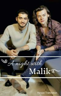 A Night With Malik [Z.S] cover