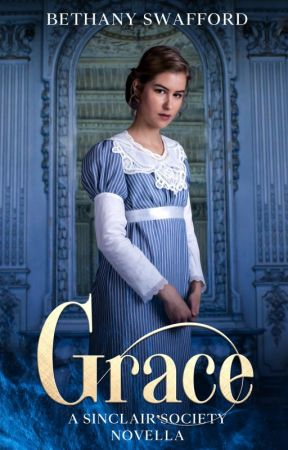 Grace (A Sinclair Society Novella) First Chapter Preview by thequietwriter