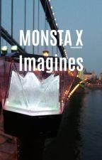 Monsta X Imagines by monbebe294