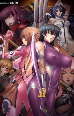 Taimanin Asagi: return this life to god (OC x Sakura Igawa and  Ingrid ) by fireballdisaster