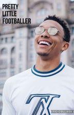 Pretty Footballer  by PrettyLittleTrent