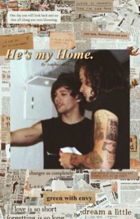 He's my home.    Larry Stylinson    by tommotwink
