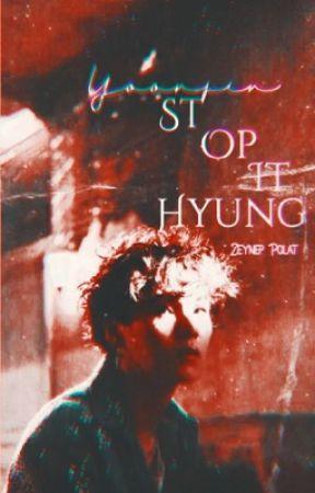 Stop It Hyung! ||  YoonJin by daisyoonora