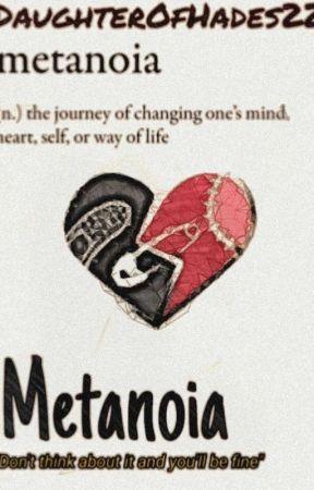 Metanoia| Gratsu  by DaughterOfHades22