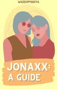 JONAXX: A VERY UNHELPFUL GUIDE cover