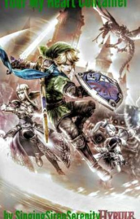Your My Heart Container Hyrule Warriors X Reader Chapter 3 Wattpad