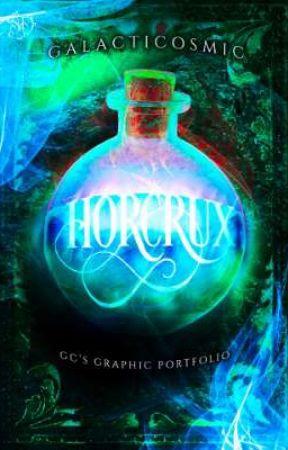 HORCRUX by galacticosmic