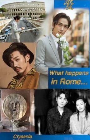 What Happens In Rome.... [Lgbt]  [✔] by MsCrysaniaMajere