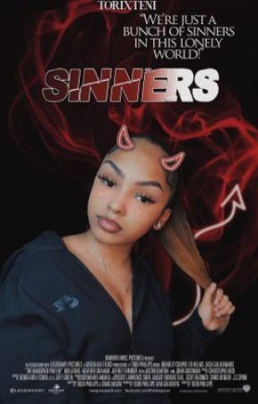 SINNERS. by torixteni