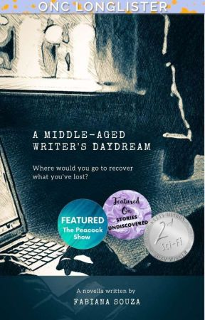 A Middle-Aged Writer's Daydream by SoulFarAway