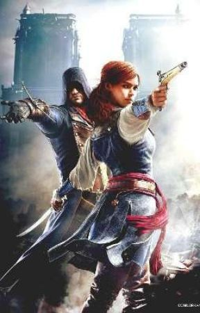 Rp Assassin's creed Unity by piratedelespace58