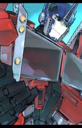 Firespark ( Optimus X Cyberlock Mech Oc ) by RodimustheFlame