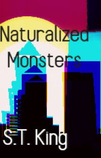 Naturalized Monsters cover