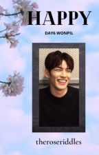 happy // day6 wonpil by theroseriddles