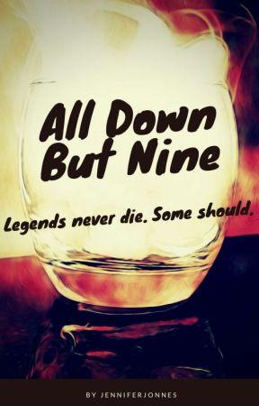 All Down But Nine    ONC2020 by JenniferJonnes