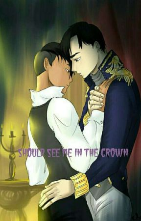 Should See Me in the Crown by rainbowandcandies