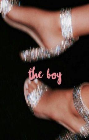 THE BOY - stranger things by -harringtonsx