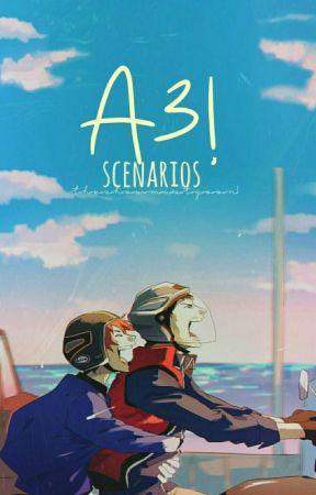 A3! scenarios by UsagiAkari