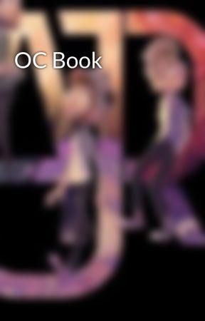 OC Book by DreamWon4v1ep3
