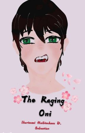 The Raging Oni by Jasons-Demons
