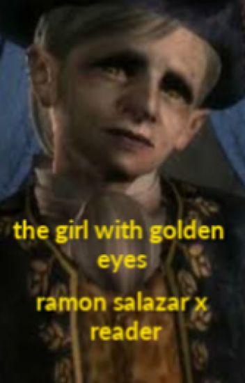ramon salazar x reader