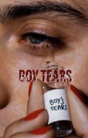 BOY TEARS (on hold) by hdjdnrjsdhfjj