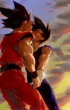 Goku x Vegeta by Shadow__Knights