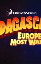 Madagascar 3: Europe's Most Wanted (Vitaly X Neko! Female Human! Reader) by SonicBoomFan17