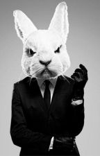 Conejo blanco by Ergordoescribe