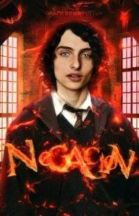 NEGACIÓN [HARRY POTTER] cover
