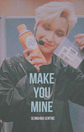 Make You Mine • P. Seonghwa by heterochrofic