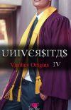 Universitas - Vasiliev Origins 4 cover