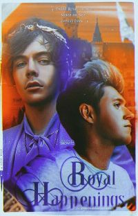 Royal Happenings (Narry)✔ cover