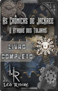 As Crônicas de JacKree - Livro 1: O Ataque dos Toldans cover