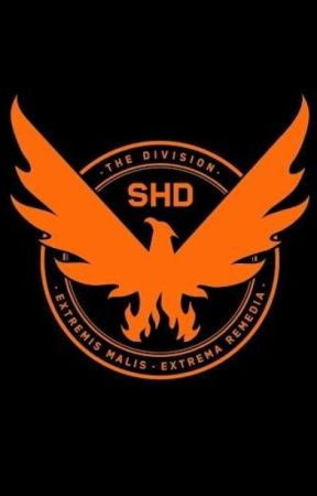 We are the Division! (Male! Reader Insert) by Toby_Sans