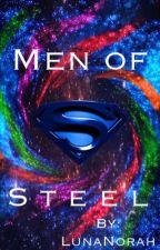 Men of Steel by LunaNorah