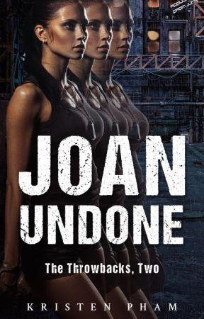 Joan Undone by KristenPham