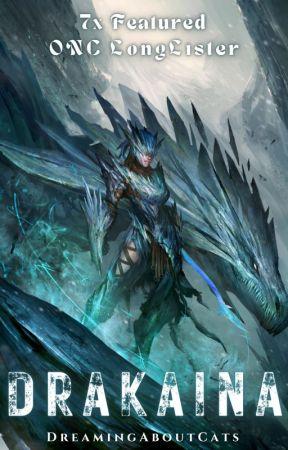 Drakaina | ONC III by DreamingAboutCats
