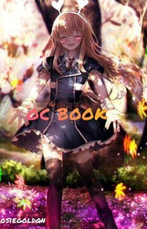 Oc Book by eavesdropper-