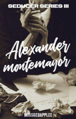Seducer Series 3: Alexander Montemayor by MISSredapplee