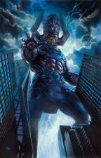 The great fight of galactus  by fjmhawkes