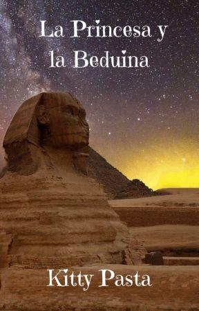 La Princesa y la Beduina by KittyPasta1