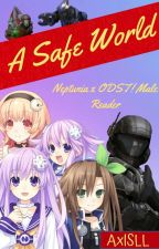 A Safe World: Neptunia x ODST! Male Reader by AxlSLL