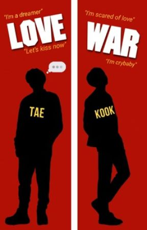 love&war | taekook by nathyoung