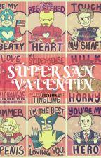 Saga Omegaverse Marvel: Súper San Valentín by Nonimi