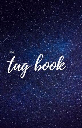 My Tag Book!! by somebodyrandom_81