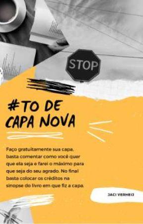 HASHTAG TÔ DE CAPA NOVA by verheijjaci