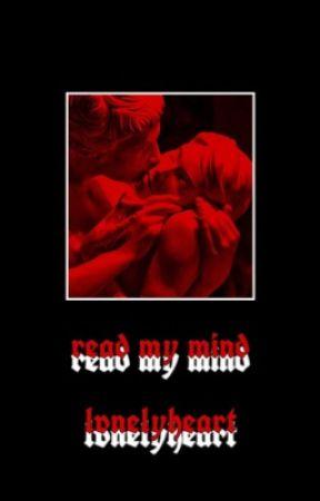 read my mind // gawsten by lvnelyheart