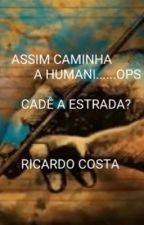 ASSIM CAMINHA A HUMANI....OPS.   CADÊ A ESTRADA? by Ricosta3