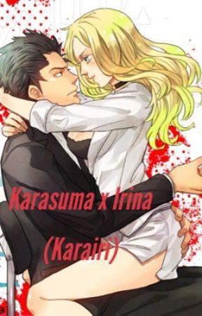 Karasuma x Irina (Karairi) -Assassination Classroom by Ash_707